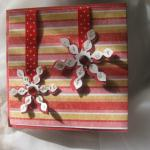 GIFT001 $3.50 GIFT CARD HOLDER custom made, comes with free gift tin *various colors available*